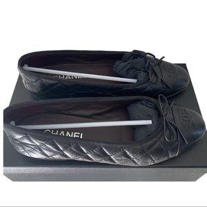 Chanel Ballet Flats Size 39
